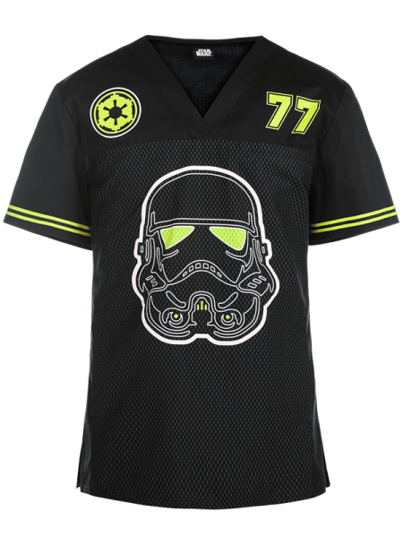 Костюм медицинский мужской Cherokee Tooniforms Star Wars Trooper '77