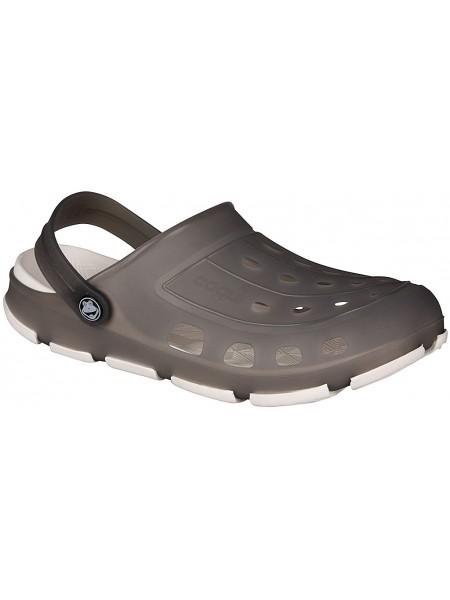 Сабо мужские COQUI 8211 JUMPER  силикон (серые, чёрные,синие,коричневые)